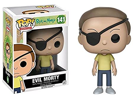 Funko - Figurine Rick And Morty - Evil Morty Exclu Pop 10cm - 0889698110419