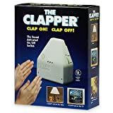 The Clapper The Sound Activated On/Off Switch