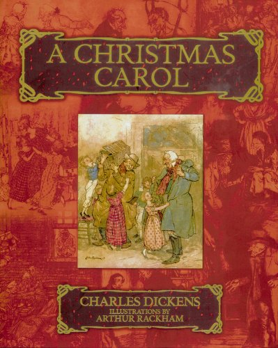 essay on a christmas carol by charles dickens