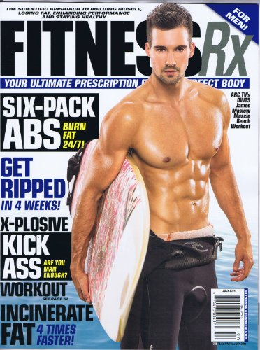 Fitness RX For Men [US] July 2014 (単号)