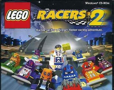 LEGO Racers 2 Amazon.com
