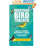 Backyard Bird Tracker: Eastern U.S. Essential Bird Watcher's Logbook