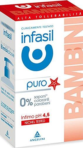Infasil - Intimo Puro Bambino, 200ml