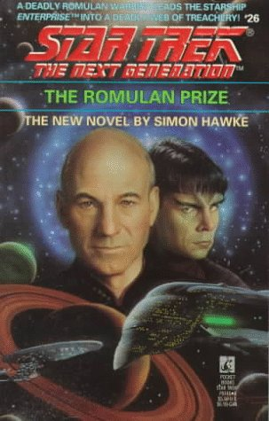 The Romulan Prize (Star Trek The Next Generation, No 26), SIMON HAWKE