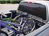 4 (Four) Bicycle Bike Rack Truck Pick up Bed Mount Carrier Full & Compact New