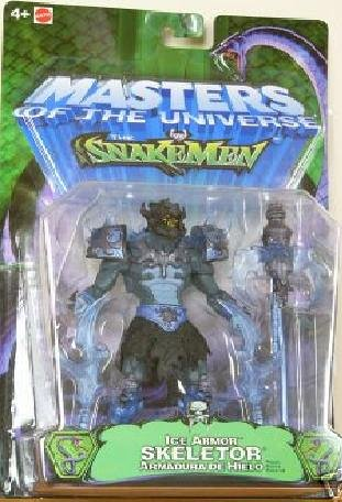 Buy Low Price Mattel Masters of the Universe Vs. The Snakemen – Ice Armor Skeletor Figure (B000EHKZ9A)