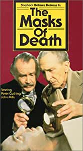 Sherlock Holmes and the Masks of Death [VHS]