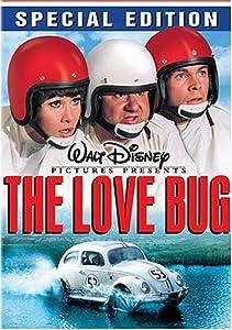 The Love Bug DVD