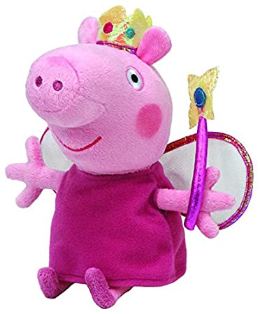 Ty Beanie Babies Princess Peppa Plush