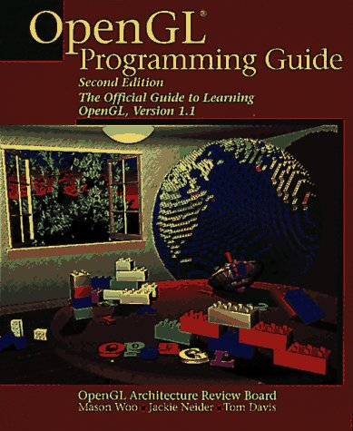 Opengl Programming Guide: The Official Guide to Learning Opengl, Version 1.1 (OTL)