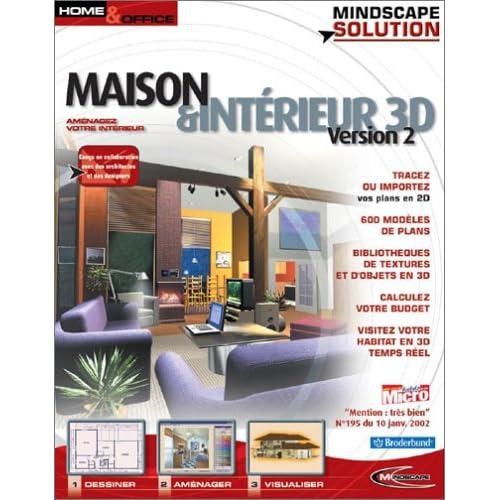 La nouvelle cr ation du web a oran maison et interieur 3d for Architecte 3d amazon