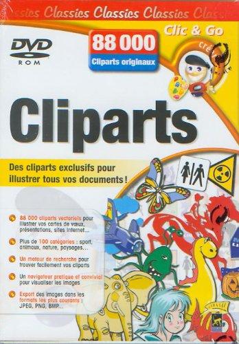 88 000 cliparts originaux