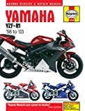 Yamaha YZF-R1: 1998-2003 (Haynes Service and Repair Manuals) Matthew Coombs