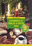 Chambres et tables d'htes, 2002