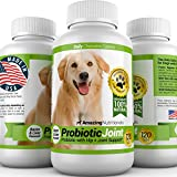 BEST PROBIOTICS FOR DOGS - ON SALE! Get Probiotic Joint Great-Tasting Bacon Treats and STOP DIARRHEA FAST + FREE Your Dog From Gas, Loose Stools, Constipation, Upset Stomach, Stiffness, Scratching, Itching, Shedding, Pet Hot Spots, Plus Remedies for Arthritis Pain Relief and Joint Mobility. No Messy Powder, And Your Dog Will Go BONKERS for The Flavor! Made in USA in a Certified GMP Facility for Pets. Helps Your Dog... Or Its 100% Free!