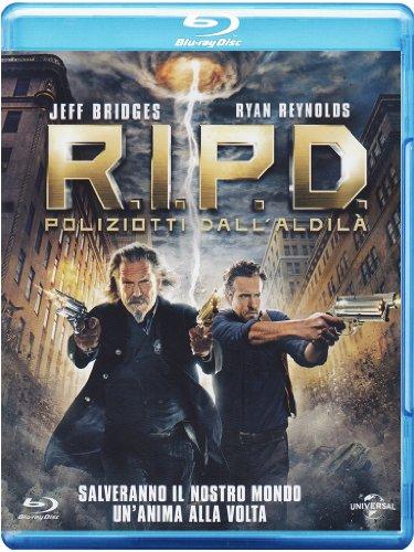 R.I.P.D. - Poliziotti dall'aldilà [Blu-ray] [IT Import]