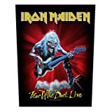 Iron Maiden - Backpatch Fear of the dark live (in 23,5 cm x 20 cm)