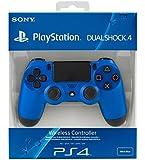 Manette PS4 Dual Shock 4 - bleue