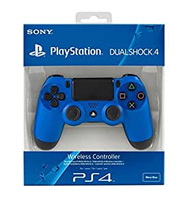 Manette PS4 Dual Shock 4 - bleue