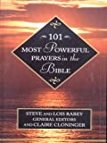 101 Most Powerful Prayers in the Bible (Christian Softcover Originals) (1594150893) by Cloninger, Claire