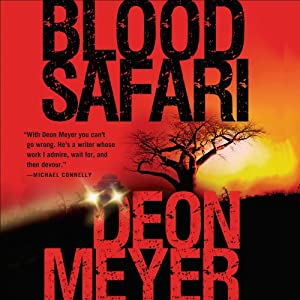 Blood Safari | [Deon Meyer, K. L. Seegers (translator)]
