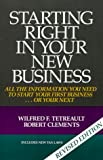img - for Starting Right in Your New Business book / textbook / text book