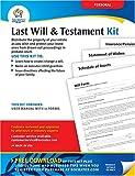 Last Will & Testament Kit