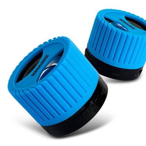 Kmashi® S903 Mini Portable Wireless Bluetooth Speaker Handsfree With Rechargeable Battery (Blue)