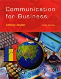 Communication for Business (0582381649) by Taylor, Shirley