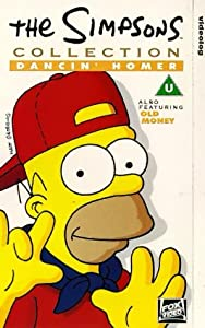 The Simpsons Collection: Dancin' Homer [VHS]