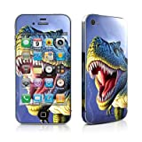 Apple iPhone 4用スキンシール【Big Rex】