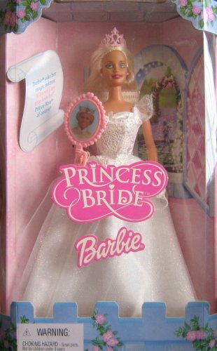 Barbie Prinzessin Braut Puppe (2001)