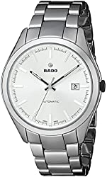Rado Men's R32272102 Hyperchrome Analog Display Swiss Automatic Silver Watch
