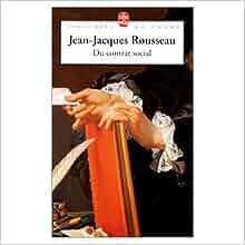 Du Contrat Social: JeanJacques Rousseau: 9780785912682: Amazon.com