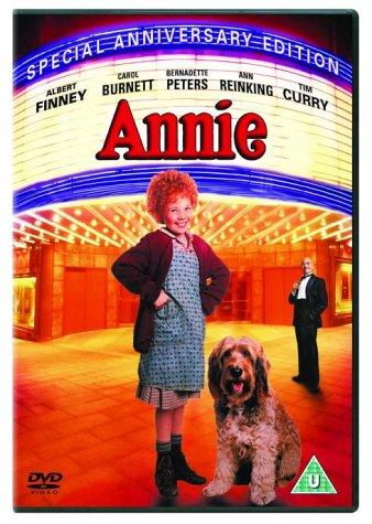 Annie - Special Anniversary Edition [DVD] [2004]