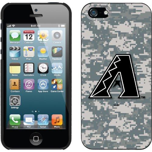 Great Price Arizona Diamondbacks - Digi Camo design on a Black iPhone 5 Thinshield Snap-On Case by Coveroo