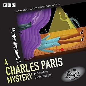 Charles Paris: Murder Unprompted Radio/TV