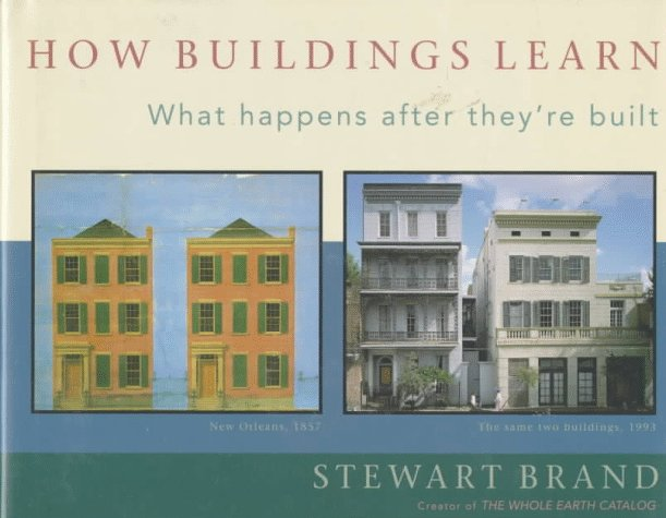 How Buildings Learn ISBN-13 9780670835157