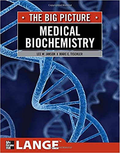 The big picture medical biochemistry