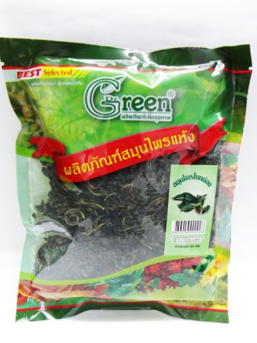 3 X Dr.Green : Mulberry Leaf Herbal Tea 2.82 Oz. Product Of Thailand
