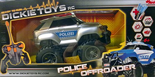 Dickie 201119056039 RC Polizei Offroader RTR