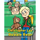 Christopher Lee and Bozzie Bear ~ Gretchen Napolitano