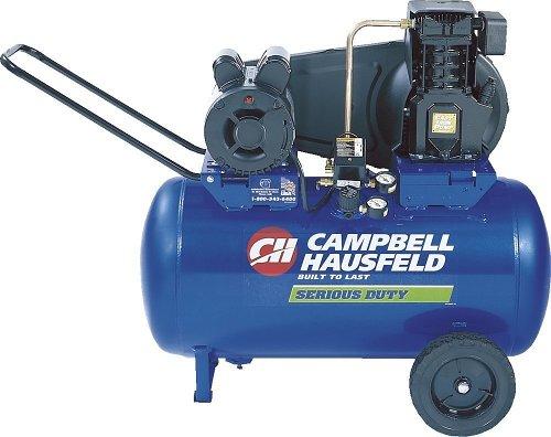 Best buy on campbell hausfeld vs5006 15 amp 2 for Air compressor oil vs motor oil