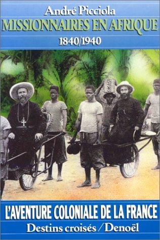 Missionnaires en Afrique