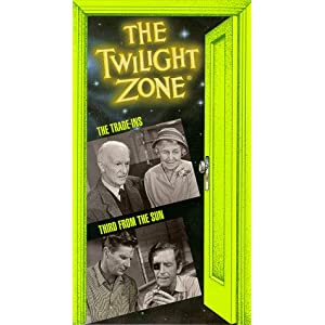 The Twilight Zone: The Trade-Ins/ Third From The Sun movie