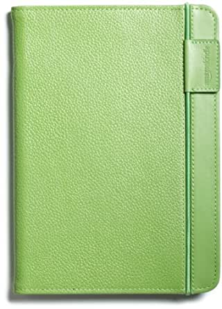 "Kindle Leather Cover, Apple Green (Fits 6"" Display, 2nd Generation Kindle)"