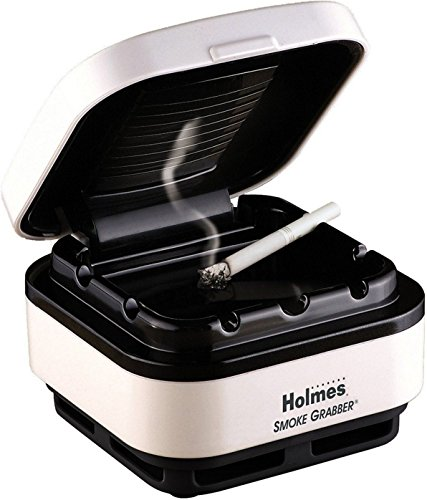 Holmes Smoke Grabber Ashtray and Odor Eliminator From Holmes HAP75-UC2 (Cigar Smoke Air Filter compare prices)