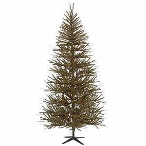 #!Cheap 7' Vienna Twig Artificial Christmas Tree - Unlit