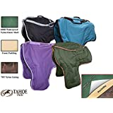 Tahoe Tack 3 Layer Padded Western Horse Saddle Carry Bag Case