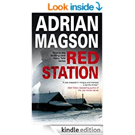 Red Station (A Harry Tate Thriller)
